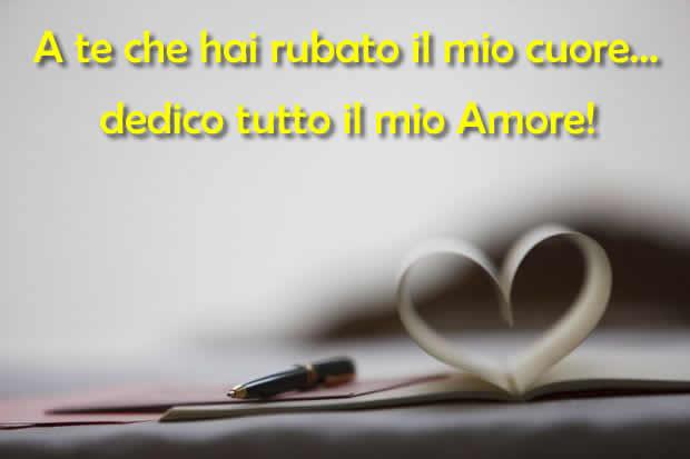 Immagine Dedica Amore