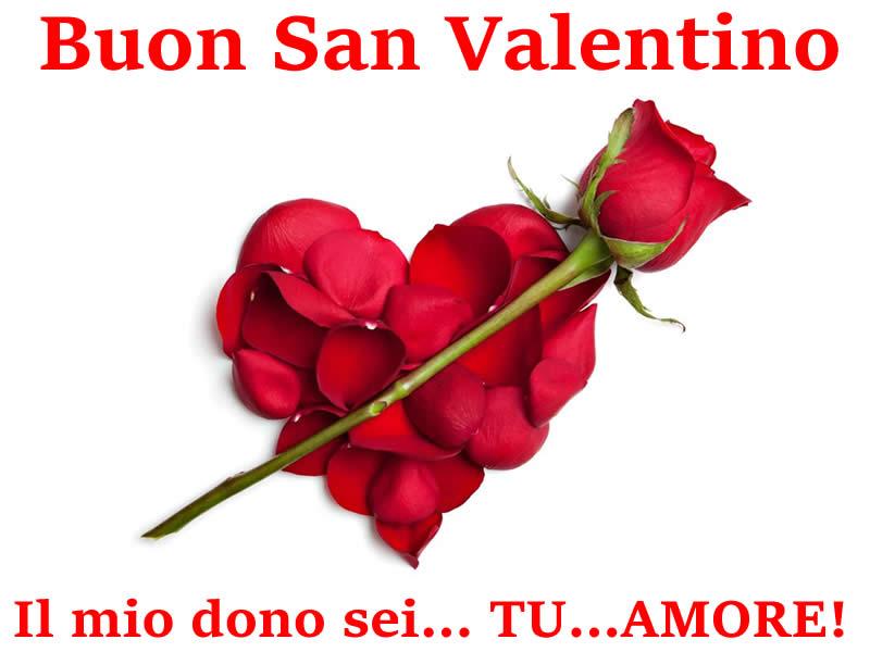 Auguri Buon San Valentino