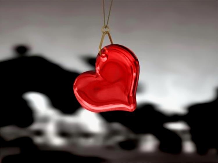 Cuore Rosso Amore