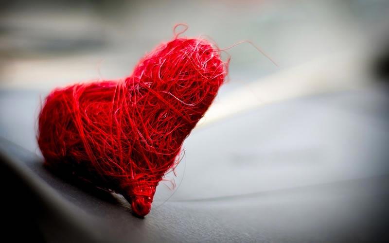 Immagine Cuore Rosso
