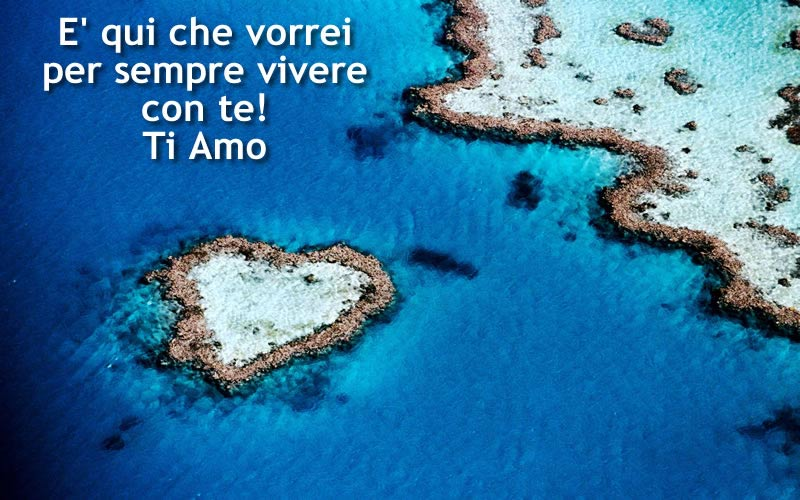 Immagine Amore Isola