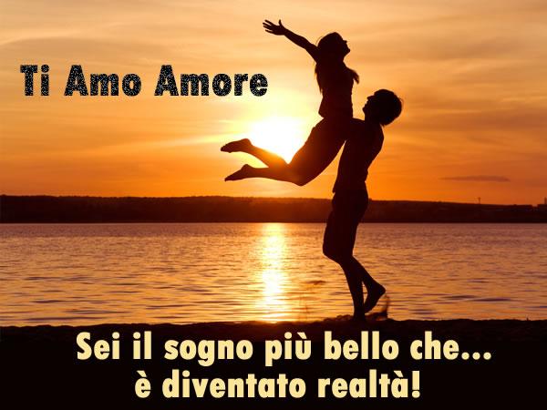 Immagine Amore Tramonto