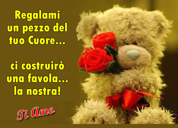 Immagine D'amore Con Frase