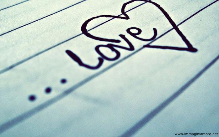 immagine damore bellissima love
