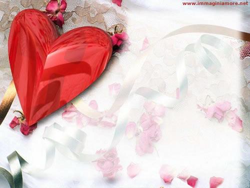 Immagine D'amore Cuore Romantico