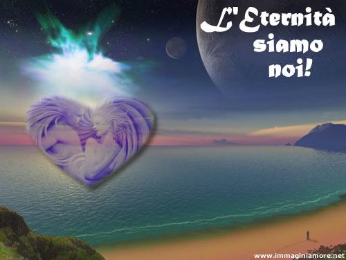 Immagine D'amore Eternita'