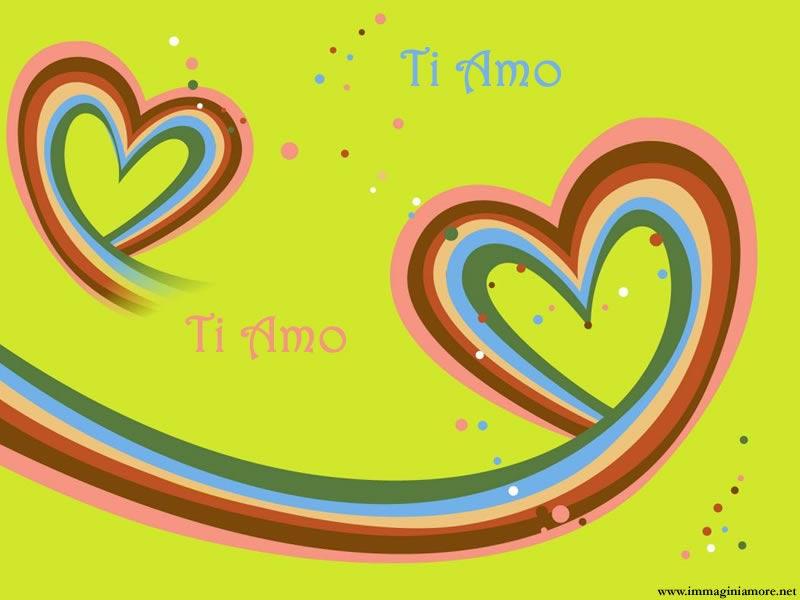 Immagine Desktop D'amore Arcobaleno: bellissima Immagine Desktop Amore